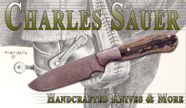 Welcome to Custom Sauer Knives